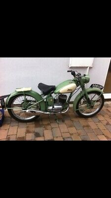 Bsa bantam d1 ridged mint condition