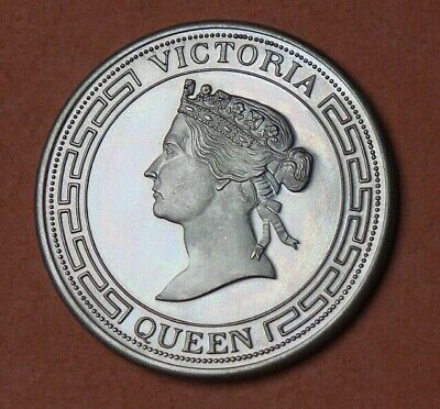 Queen Victoria Model  Proof Pattern Florin Collection