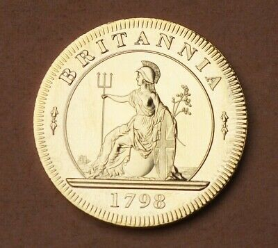 1798 GEORGE III PROOF PATTERN  TWOPENCE COLLECTION [no2]