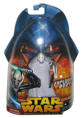 Star Wars Episode III Revenge of The Sith General Grievous Figure - (Exploding B
