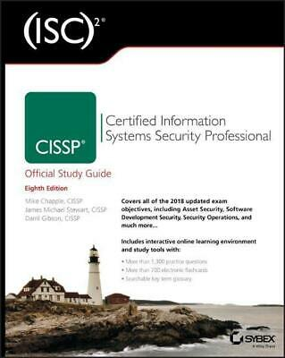 (ISC)2 CISSP Certified Information Systems Security Professional Official S ...