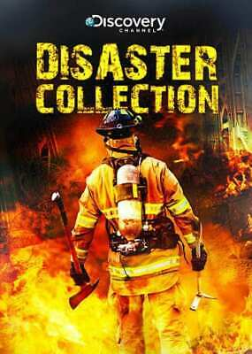 Discovery Channel: Disaster Collection NEW DVD
