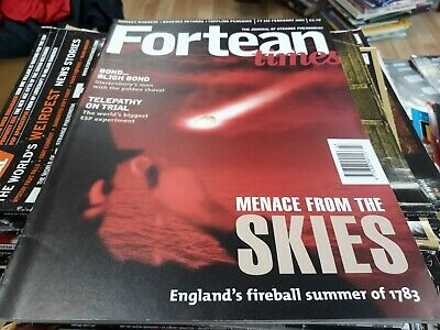Fortean Times #143 Telepathy, Bligh Bond, Glastonbury, Fireballs, Rameses return