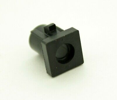Plastic shell Fakra connector black spare parts