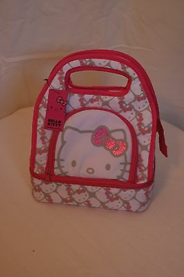 f95e99f2c NEW NWT THERMOS Hello Kitty Soft Lunch Kit Box Insulated Rainbow ...