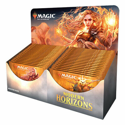ENGLISH MTG Magic the Gathering MODERN HORIZONS Booster Box SEALED NEW