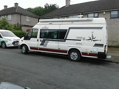 Ford transit 2 berth campervan