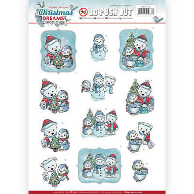 YVONNE CREATIONS TOTS AND TODDLERS 3D PUSH OUTS GREAT FOR CARDS /& CRAFTS