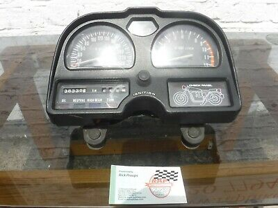 SUZUKI GSX1100 EX Clocks Gauges Dashboard (KPH)