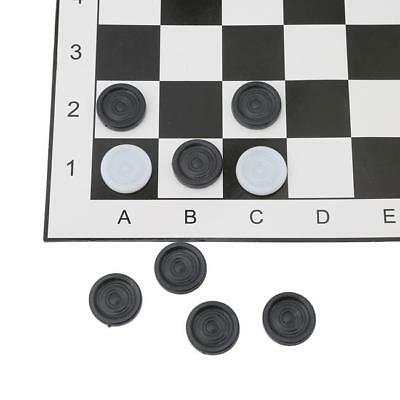 Kids Family Games 2 Player Traditional Modern Checkerboard Paper Childrens RE