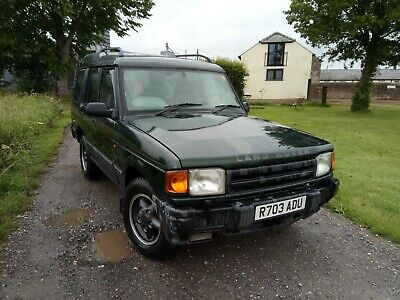 Land Rover Discovery 1 300 Tdi Auto