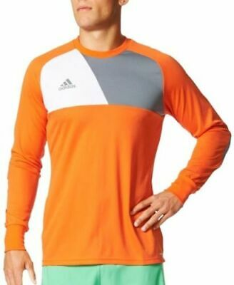 67cc9ff170f Adidas Men's Assita 17 Goalkeeper Long Sleeve Soccer Shirt - NWT Size Small  $50