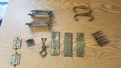 Misc. Mission Style Antique Hardware Pulls Hinges