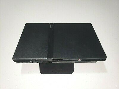 Sony PlayStation 2 Slim Charcoal Black Console Only (SCPH-77001) Replacement