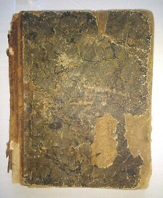 SAW MILL & BOAT BUILDING Handwritten Work Diary/Ledger Venango Forest County PA