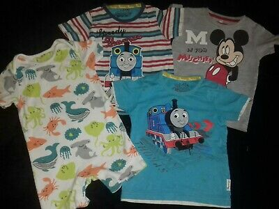 Boys 18-24 months bundle Marks&Spencer THOMAS train MICKEY mouse