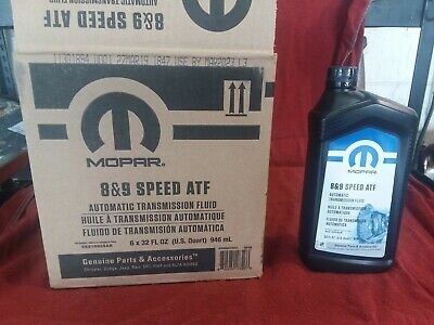1 QUART MOPAR Dodge Chrysler Jeep ZF 8 9 Speed ATF Automatic