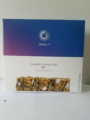 Optavia Delight Crisp Bar naturally flavored 224g. FREE SHIPPING
