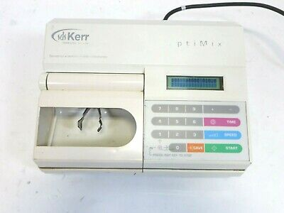 SDS KERR Demetron OptiMix 100 Dental Amalgamator Digital Mixing System