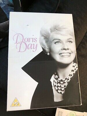 Screen Goddess Collection: Doris Day DVD Box Set 6 Movies