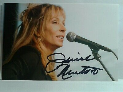 JUICE NEWTON Authentic Hand Signed Autograph 4X6 Photo - POP,COUNTRY MUSIC STAR