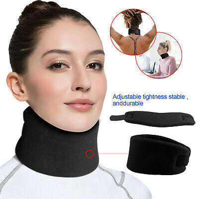 Soft Foam Neck Brace Support Cervical Traction Device Collar Medical Neck Pain
