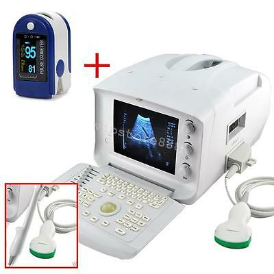 Full Digital Ultrasound Scanner Machine System Convex Transvaginal 2Heads/Probes