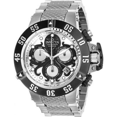 Invicta Subaqua 26131 Men's Octopus Motif Stainless Steel Chronograph Watch