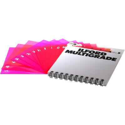 Ilford Multigrade Filter Set Above Lens 15.2 x 15.2cm