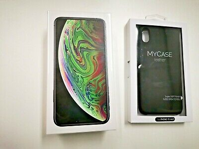 Apple iPhone XS Max - 256 GB - Space Grey (Unlocked) A2101 (GSM) (AU Stock) BNIB