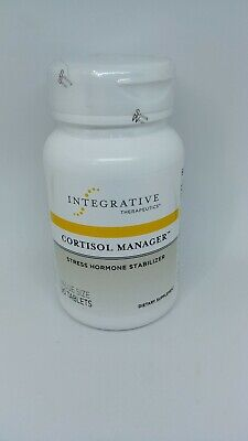 Cortisol Manager 90 Tabs Integrative Therapeutics Stress Hormone Stabilizer