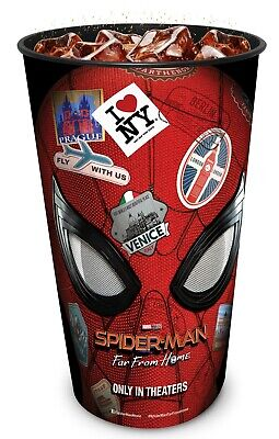 Spider-Man: Far From Home Movie Theater Exclusive 44 oz Plastic Cup