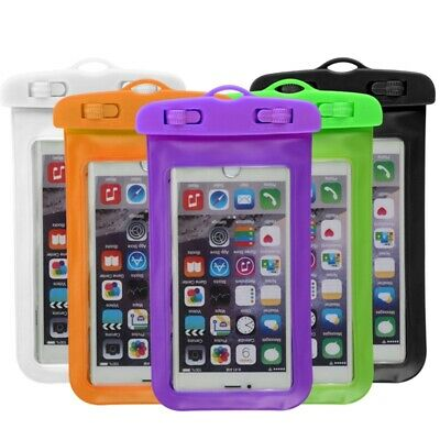 Universal Waterproof Underwater Phone Case Dry Bag Pouch for All Smartphones UK
