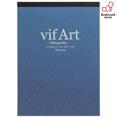 NEW maruman B5 Sketchbook Sketchpad Vifard Specific S308V from Japan F/S