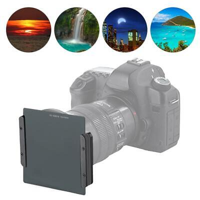 K&F CONCEPT Optical Glass Soft Waterproof Neutral Square Filter Camera Accessory