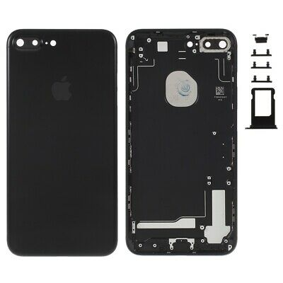 OEM Back Battery Housing Door Cover with Side Buttons for iPhone 7 Plus 5.5 inch