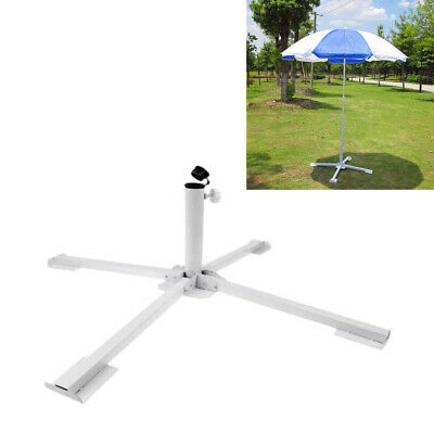 Heavy Duty Concrete Umbrella Parasol Base Stand Garden Outdoor Patio Stand UK