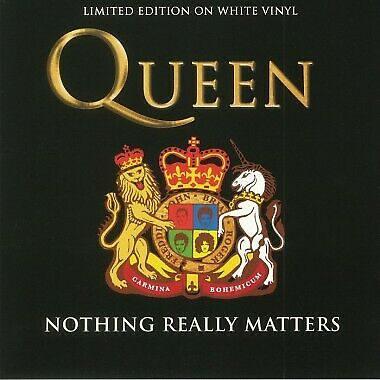 124122 Queen - Nothing Really Matters (White Vinyl) (LP x 1) |Nuevo|