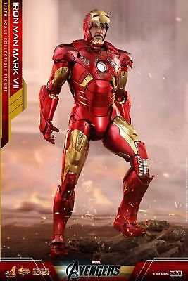 Hot Toys The Avengers 1/6th scale Iron Man Mark VII Collectible Figure MMS500D27