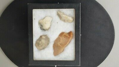 Absolutely Stunning Neolithic flint tools lot. Please read description. L11o