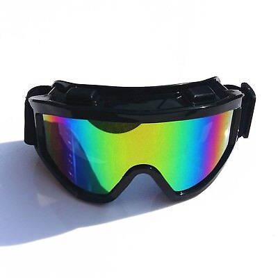 Adult Unisex Ski Goggles Tint UV Protection Snow Goggle Snowboard, mask, hood