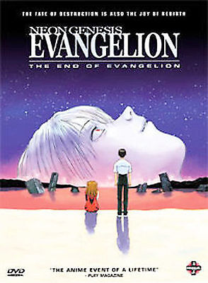 Neon Genesis Evangelion: The End of Evangelion, DVD, Tristan MacAvery, Tiffany G