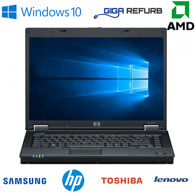 Cheap Fast Amd Dual Core Windows 10 Laptop 4Gb Ram 160Gb Hdd 1 Year Warranty