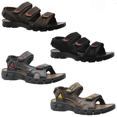 Mens Summer Sandals Walking Sports Hiking Trail Surfing Beach Shoes Mules Size