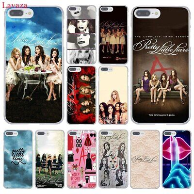 best service 6e743 b6493 LITTLE LIARS PLL TV Show Case For iPhone Apple X XR XS Max 8 7 Plus ...