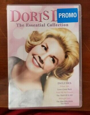 Doris Day - The Essential Collection DVD Set - 2015