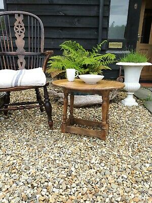 Fantastic Solid Oak Coffee Table Folding Joint Stool Period Home Contemporary...