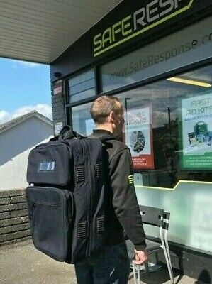Trauma Backpack Rucksack FIRST AID Event Ambulance Security Close School show