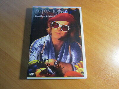 Elton John - Live, Rare and Unseen DVD 1970-1978