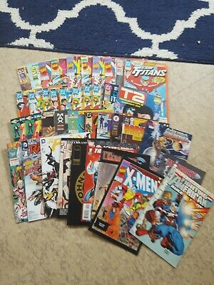 40 First Issue #1 Comic Book Lot